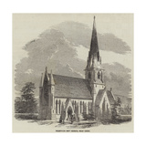Meanwood New Church, Near Leeds Giclee Print