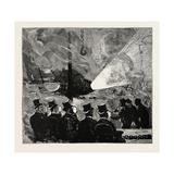Eaux Bonnes, Pyrenees, 1854 Giclee Print