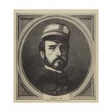 General Prim Giclee Print