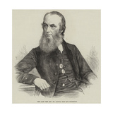 The Late Very Reverend Dr Alford, Dean of Canterbury Giclee Print