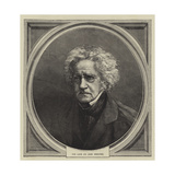 The Late Sir John Herschel Giclee Print
