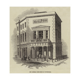New General Post-Office at Nottingham Giclee Print
