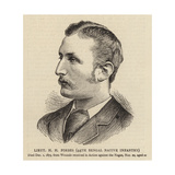 Lieutenant H H Forbes, 44th Bengal Native Infantry Giclee Print