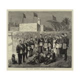 The First Masonic Lodge in Morocco Giclee Print