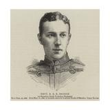 Lieutenant a A R Balfour Giclee Print