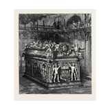 The Tomb of Henry Vii., in Westminster Abbey, London Giclee Print