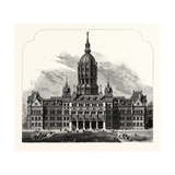 New Capitol at Hartford, Connecticut, USA Giclee Print