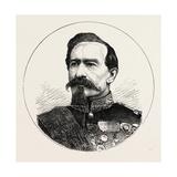 Franco-Prussian War: General Legrand Giclee Print