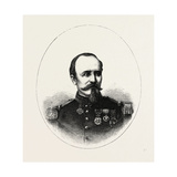 Franco-Prussian War: General Bellemare, 1824 - 1905, French Giclee Print
