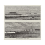 Our Coast Defences Giclee Print