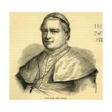 Pope Pius IX Giclee Print