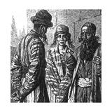 Jews of Samarkand Giclee Print