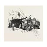 Quebec, Custom House, Canada, Nineteenth Century Giclee Print