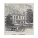 Northwich Infirmary Giclee Print