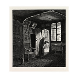 The Kitchen, Leicester's Hospital, UK Giclee Print