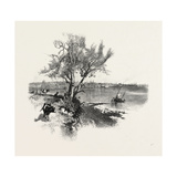 Nova Scotia, Pictou, Canada, Nineteenth Century Giclee Print