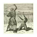 An Arab Slave Master Giclee Print
