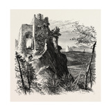 Gibraltar, from Gaucitz, 19th Century Giclee Print