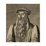 John Knox (1514-1572), United Kingdom Scotland Giclee Print