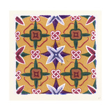 Persian Ornament Giclee Print
