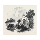 Protestant Church at Cannes Giclee Print
