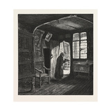 The Kitchen, Leicester's Hospital, Uk, 19th Century Giclee Print