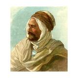 Ben Aisa the Kabyle Algiers 1885 Giclee Print