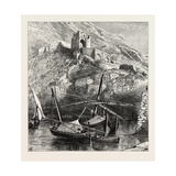 Al the Old Mole, Gibraltar and Ronda, 19th Century Giclee Print