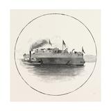 A Warship Giclee Print