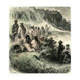 Peru 1869 Giclee Print