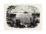 Saratoga Lake, USA, 1870s Giclee Print
