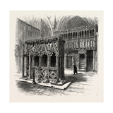 St. Alban's Shrine, UK Giclee Print