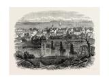 Fredericksburg, Virginia, USA, 1870s Giclee Print