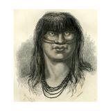 Conibo 1869 Peru Giclee Print
