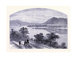 The Ohio River United States of America Giclee Print
