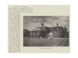 Clock House, Beckenham Giclee Print
