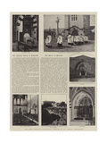 The New Anglican Collegiate Church of St George, Jerusalem Giclee Print