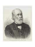 The Late Sir Joseph Whitworth, Baronet, Frs, Mechanical Engineer Giclee Print