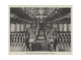 New Corridor Train on the Midland Railway Giclee Print