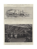 Incidents after the Opening of the Kaiser Wilhelm Canal Giclee Print