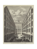 The Indian Store Department, Belvedere-Road, Lambeth Giclee Print