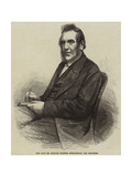 The Late Mr Richard Roberts, Mechanician and Engineer Giclee Print