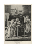 Robinson Crusoe at the Lyceum Theatre, Polly's Dream Giclee Print