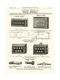 Page from the Army and Navy Catalogue, April 1902 Giclee Print