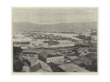 Valparaiso, the Chief Commercial City of Chile Giclee Print