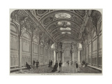 The New Freemasons' Hall, Great Queen-Street Giclee Print