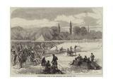 Pigeon-Shooting Match of the Hurlingham Club Giclee Print