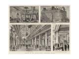 Opening of the Grand Hotel, Trafalgar Square Giclee Print