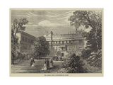 The Garden Front, Northumberland House Giclee Print