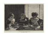 In the Nursery, Tottie, Tot and Toozles Giclee Print